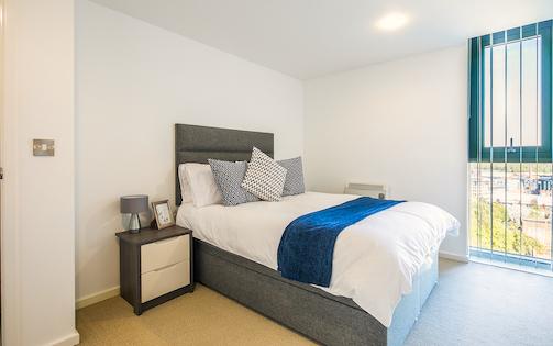 1 Bed + Study, Velocity Village