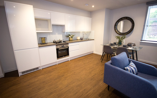 2 Bed Apartment Leeds