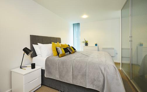 2 Bed Apartment, Velocity Village